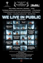 We Live In Public (2009) afişi