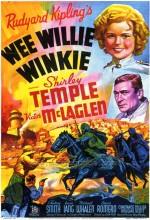 Wee Willie Winkie (1937) afişi