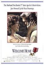 Welcome Home (1989) afişi