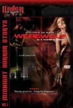Werewolf in a Womens Prison (2006) afişi