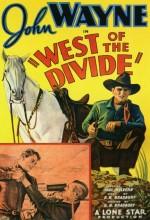 West Of The Divide (1934) afişi