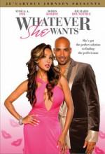 Whatever She Wants (2010) afişi