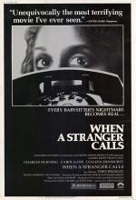 When A Stranger Calls(l)