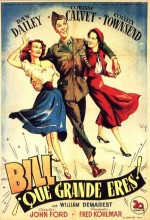 When Willie Comes Marching Home (1950) afişi