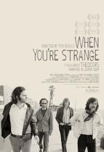 The Doors: When You're Strange (2009) afişi