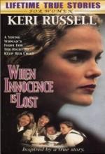 When ınnocence ıs Lost (tv) (1997) afişi