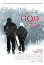 Where God Left His Shoes (2007) afişi