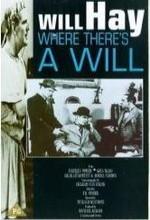 Where There's A Will (1936) afişi