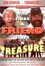 Chi trova un amico trova un tesoro (1981) afişi