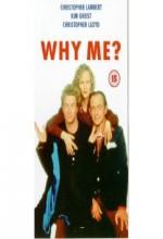 Why Me? (1990) afişi
