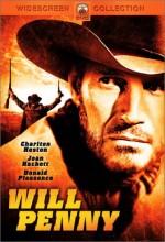 Will Penny (1968) afişi