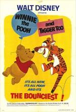 Winnie The Pooh And Tigger Too (1974) afişi