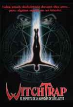 Witchtrap (1989) afişi