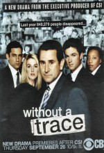 Without A  Trace (2002) afişi