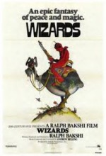 Wizards (1977) afişi