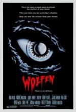 Wolfen (1981) afişi