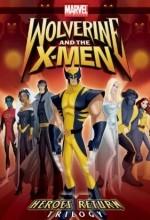 Wolverine And The X-men (2008) afişi