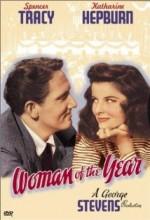 Yılın Kadını (1942) afişi