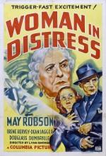 Woman in Distress (1937) afişi