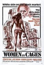Women in Cages (1971) afişi