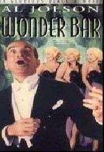 Wonder Bar (1934) afişi