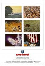 Woodstock (1970) afişi