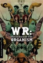 W.R: Organizmanın Sırları (1971) afişi