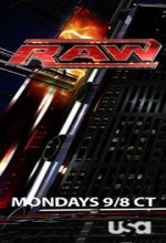 Wwe Monday Nigth Raw (2011) afişi