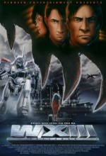 WxIII: Patlabor The Movie 3 Afişi