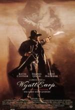 Wyatt Earp (1994) afişi