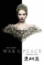 War & Peace (2016) afişi