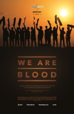 We Are Blood (2015) afişi