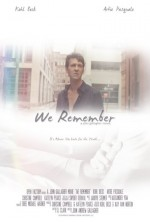 We Remember (2016) afişi