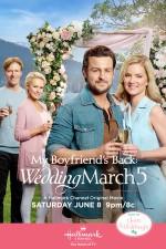 Wedding March 5: My Boyfriend's Back (2019) afişi
