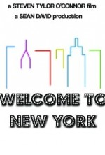 Welcome to New York (2012) afişi