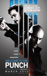 Welcome To The Punch (2013) afişi