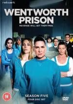 Wentworth Sezon 5 (2017) afişi
