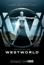 Westworld Sezon 1 (2016) afişi