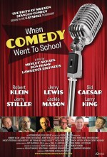 When Comedy Went to School (2013) afişi