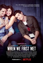 When We First Met (2018) afişi