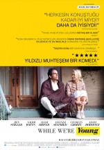 While We're Young (2014) afişi