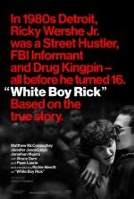White Boy Rick (2018) afişi
