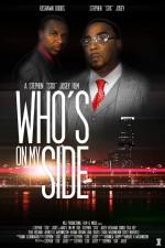 Who's on My Side (2013) afişi