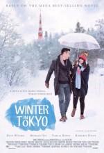 Winter in Tokyo (2016) afişi