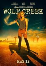 Wolf Creek (2016) afişi