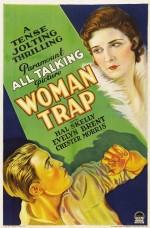Woman Trap (1929) afişi