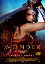Wonder Woman (2017) afişi