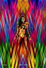 Wonder Woman 1984 (2020) afişi