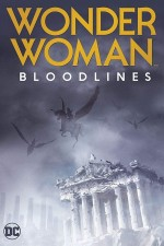 Wonder Woman: Bloodlines (2019) afişi