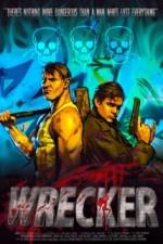 Wrecker (2015) afişi